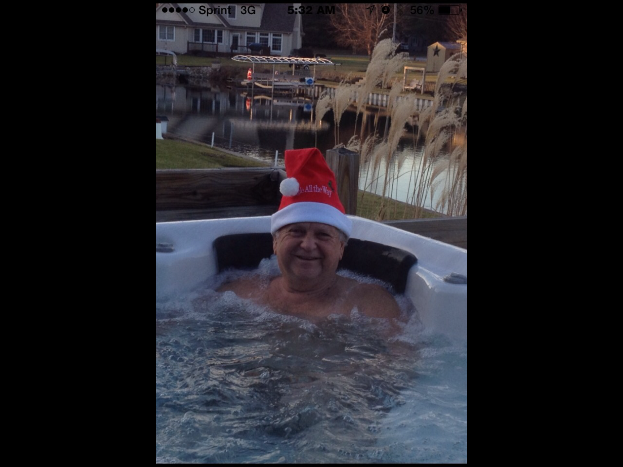 TED HOT TUB